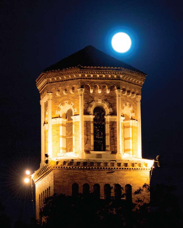 Hardin Bell Tower
